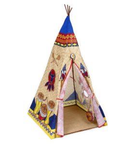 Вигвам палатка компании Leader Kids, Китай