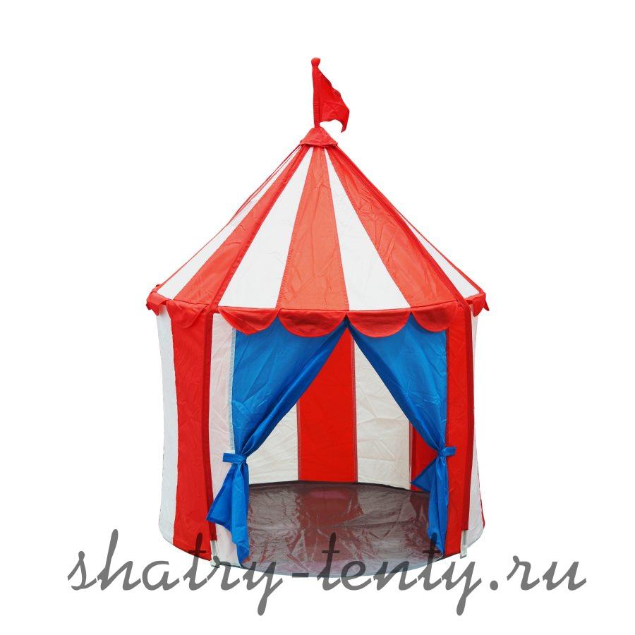 Детский шатер для дачи