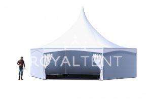 Классический шатер CLASSIC HEXA RT65/5, компания Royaltent