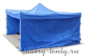 Мобильный шатер-тент из ткани Оксфорд