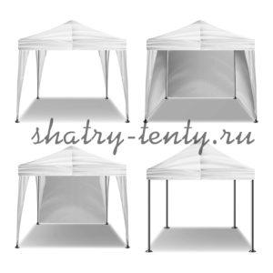 Мобильный шатер со съемными стенкамий