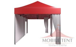 мобильный шатер prof 3*6 компании Mobile Tent