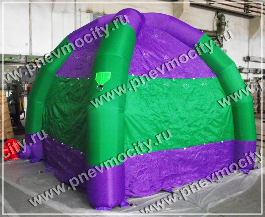 Надувная палатка-шатер для дачи