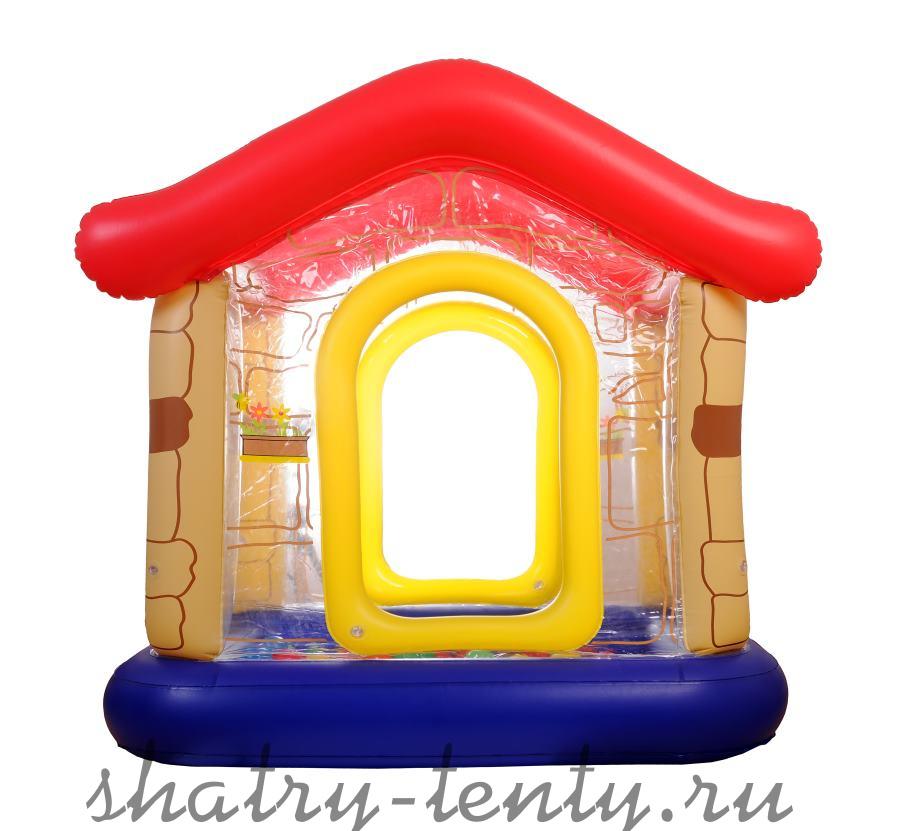 надувной детский домик