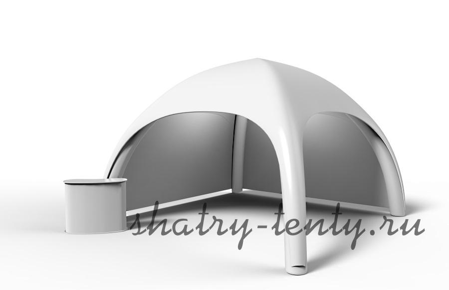 Надувной арочный шатер