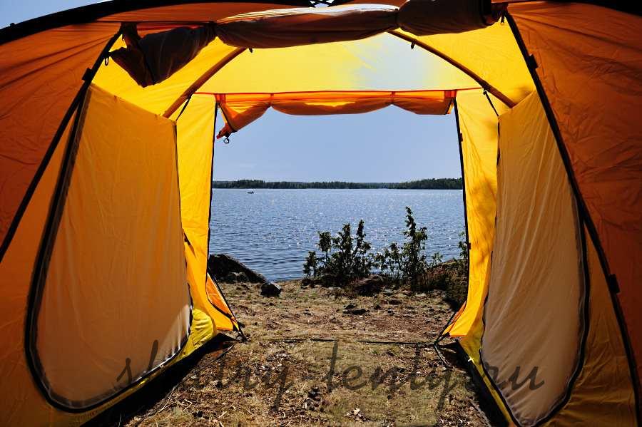 Походный шатер-палатка для дачи