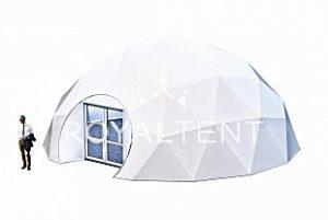 Сферический шатер SPHERE RT78D10, компании Royaltent
