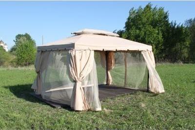 шатер-беседка газебо