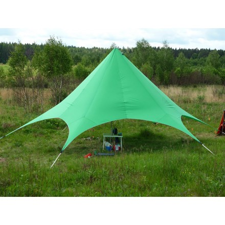 Тент-шатер Звезда малая