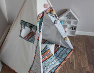 детский шатер вигвам компании VamVigvam, Россия