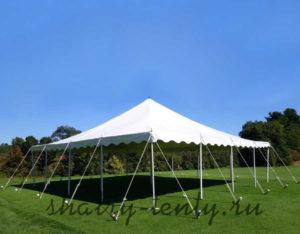 ветроустойчивый шатер-тент для дачи