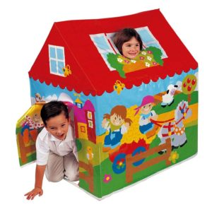"""Красочная детская палатка """"Забавный коттедж"""" компании INTEX, Китай"""