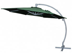уличный зонт на боковой стойке Ламетекс 3,5 м