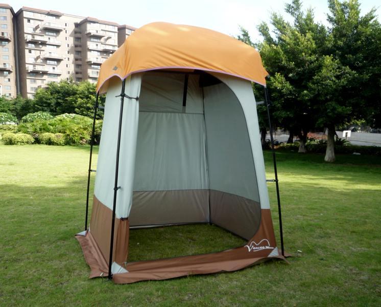 Палатка (душ, туалет) Vidalido на улице