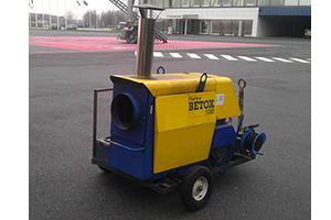 Обогреватель Betox Производитель Polartherm, Финляндия, фото