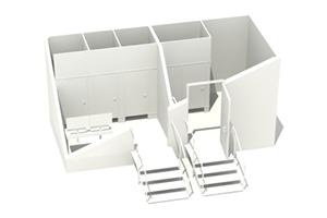 Мобильные туалеты Big Vip, Производитель – «EXPRESS WC», Россия, модель