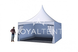 Пагода CLASSIC EVENT, Производитель – RoyalTent, Россия, схема
