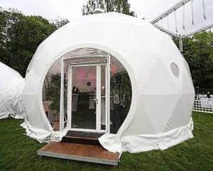 Гео купол диаметром 7м