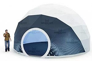 Геодезический шатер ROYALTENT модель SPHERE RT30D6