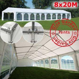 Шатер-павильон ГИЗА «Garden» 20 Х 8 М