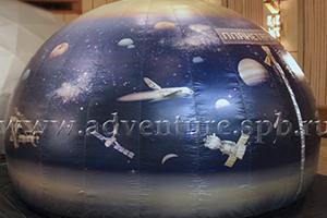 Планетарий ЭДВЕНЧЕ модель V-Dome для кинотеатров и планетариев