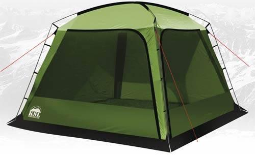 Кемпинговый тент-шатер «KSL Boston», Kaiser Sport Luxe, США