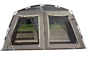 Быстровозводимый шатер-автомат WORLD OF MAVERICK Olympia с москитной сеткой