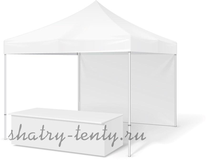 Мобильный шатер с прилавком