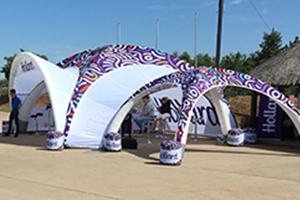Модули надувные «X-Gloo2» Производитель – «X-Gloo» на площадке