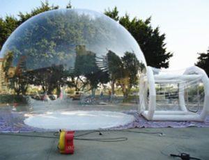 Надувная сфера «Bubble Tree»