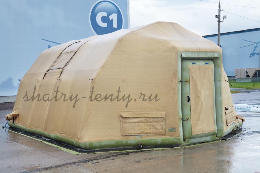 Быстро разворачиваемый надувной шатер для мероприятий