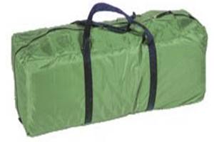 Непромокаемый садовый тент-шатер GREEN GLADE 1264 в собранном виде