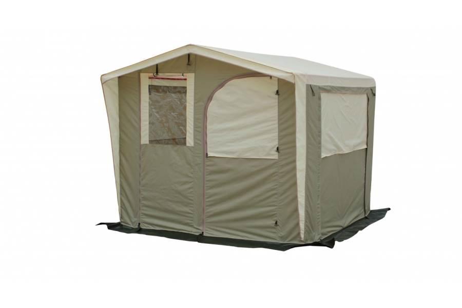 Палатка-кухня «Митек Люкс», компания Митек, Россия