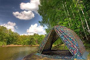 Палатка LOTOS 4 Карп производитель ООО Компания Лотос, Россия