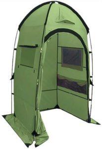 Палатка SANITARY ZONE, green, компания Kaiser Sport Luxe, США