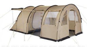 Палатка-тент Trek Planet Vario 5 вид снаружи