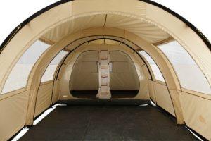Палатка-тент Trek Planet Vario 5 вид внутри