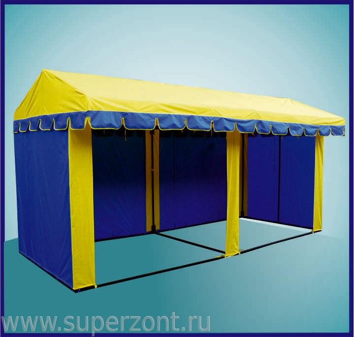 """Павильон для уличной торговли, компания """"зонт!, Россия"""