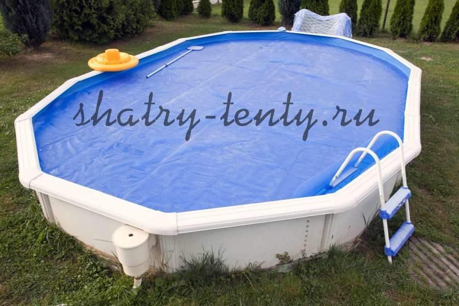Покрывала для бассейна из поливинилхлорида (ПВХ)