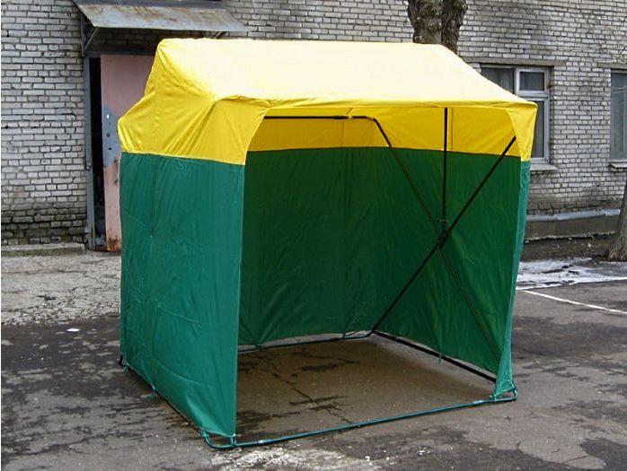 """Раскладной шатер для торговли """"кабриолет"""", компания """"Митек"""", Россия"""