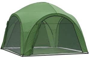Садовый тент-шатер GREEN GLADE 1264, производитель Green Glade, Россия