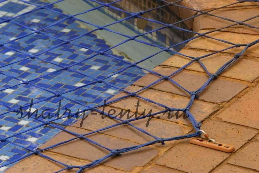 Сетка-полотно для бассейна