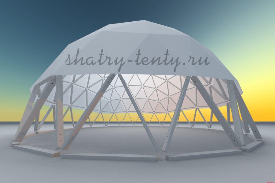 Сферические шатры в России