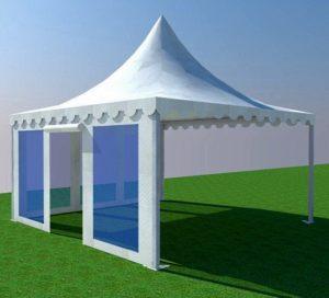 Шатер Art-tent PAGODA 5х5