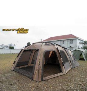 Большая быстросборная палатка-шатер MAVERICK Blackstone