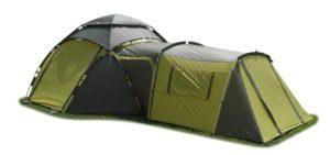 Большая шатёр-палатка World of Maverick Cosmos 400 transformer вид слева