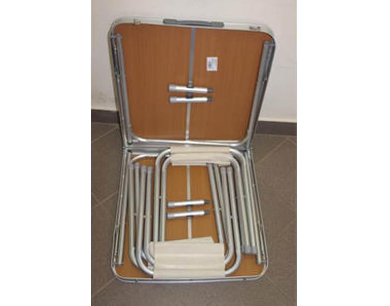 Сложенный набор мебели Green Glade 5102