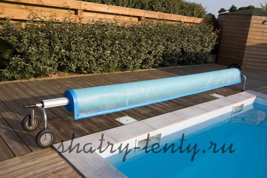 Солярный тент-пленка для бассейна