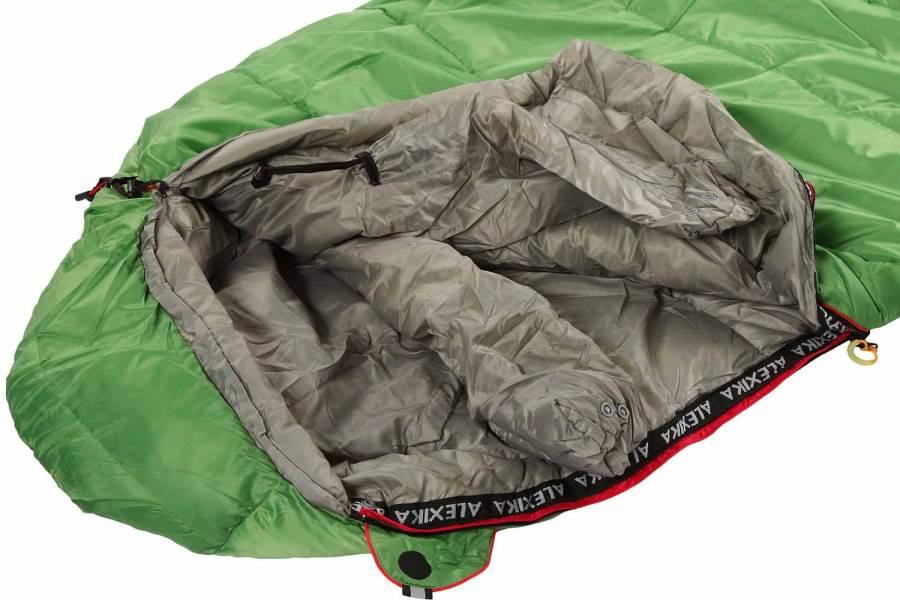 Спальный мешок Alexika West, компания Yukon, Россия