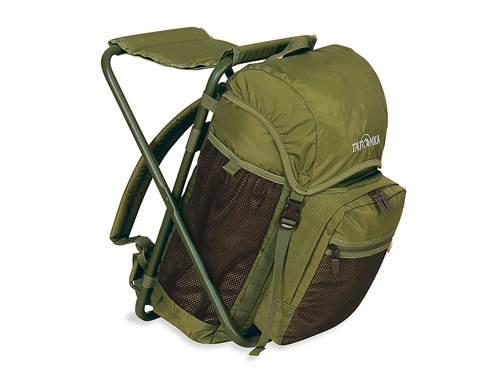 Стул-рюкзак Tatonka Fischerstuhl вид спереди
